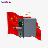 Safeagle x ray baggage scanner with low x-ray leakage