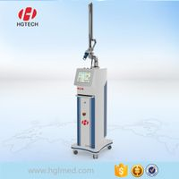 Non surgical method of skin tightening fractional co2 laser equipment for wrinkle remove thumbnail image