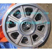 XCMG QUY50 QUY100 QUY150 Crawler Crane Track Shoe Bottom Roller Carrier Roller Sprocket Idler