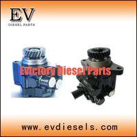 Mitsubishi Steering parts power steering pump 8M21 8DC9 8DC8 6M70 6M40 6D40 6D22 6D16 6D31 thumbnail image