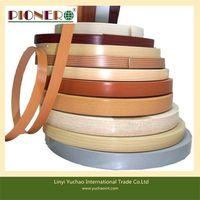 solid color and wood grain pvc edge banding thumbnail image