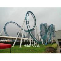Boomerang Roller Coaster, Amusement park rides