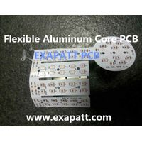 Flexible Aluminum Core PCB, Bendable aluminum core PCB