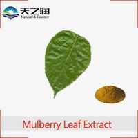 Mulberry leaf extract, DNJ