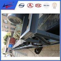 Material Transfer System Idler Belt Conveyor