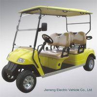 4 Seats Electric Golf Cart