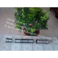 sonic testing tube for bore pile