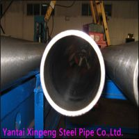 ISO 9001 cylinder honed steel pipe
