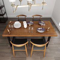 Modern minimalist coffee table