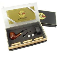 Electronic Pipe with Deluxe gift package - Stop Smoking Kit E-Pipe