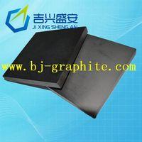 Graphite electrode plates
