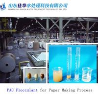 NSF factory Polyaluminium Chloride PAC for Paper Making Wastewater Treatment
