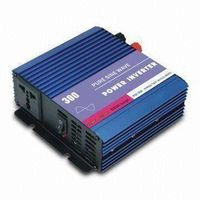 High-efficiency Power Inverter with 24 to 48V DC Input Voltage and Built-in Overload Protection