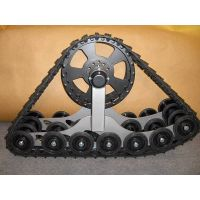 KROSS rubber track conversion systems - all-terrain rubber tracks for 4X4 vehicles thumbnail image