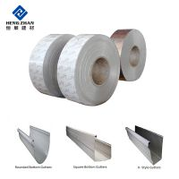Color Coated Aluminum Coil Strips Used For Rain Gutter thumbnail image