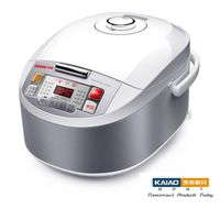rice cooker prototype with custom design
