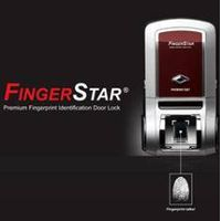 Fingerprint Identification Digital Door Lock -	PED-5000FS