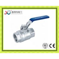 2PC thread stainless steel ball valve thumbnail image