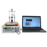 ST2263 dual electric four probe resistivity tester with test software