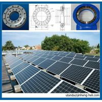 slewing bearing internal gear for solar power panel