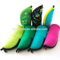 Cute neoprene waterproof pencil bag pencil case