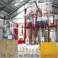 maize flour mill equipment
