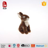 2016 hot sale rabbit plush toy with big eyes wholesale supplier