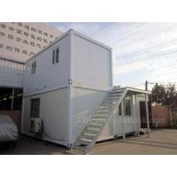 Container house,Prefabricated Building,Camp House