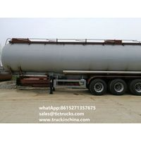 33cbm acid tanker Stainless steel tank trailer