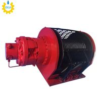 3t Hydraulic Winch for Vehicle Rescue, Oil Field Rig Winch for Truck Mounted Drilling Rig thumbnail image