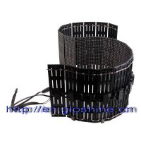 Gloshine full color P9.375 rental flexible LED display LED curtain