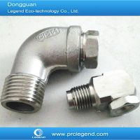 Legend Cleaning Machine Parts Standard Hollow Cone Spray Nozzle