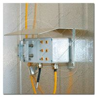 Moisture content, temperature and relative humidity