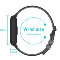 Fitpolo H706 fitness tracker smart bracelet heart rate monitor watch thumbnail image
