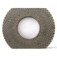 Vitrified CBN surface grinding wheels