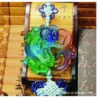 feng shui car crystal ornaments--chinese dragon-Pi Xiu thumbnail image