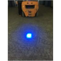 Blue Spot Point safety light for forklift