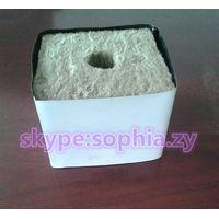 Zhikai hydroponic planting Rock wool block