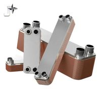 Brazed plates heat exchanger with reasonable price
