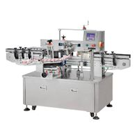 High Speed Front and Back Labeling Machine - LD450S