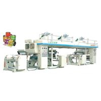 High speed dry laminating machine