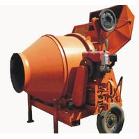 Diesel concrete mixer thumbnail image
