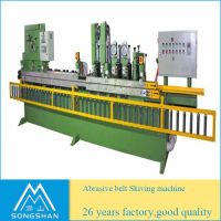 Abrasive Sanding Belt Skiving Machine For Sanding Belt Joint Making thumbnail image