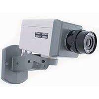 Imitation Security Camera w/ Motion Detector