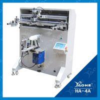 semi-auto cylindrical screen printing machine