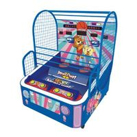 Double Shoot basketball game machine