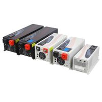 Power Star Pure Sine Wave Solar Inverter 1KW-6KW