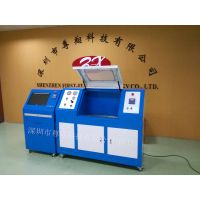 Comprehensive test machine for the pipe of automobile