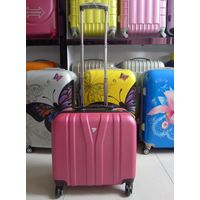 16'' cabin luggage travel trolley bag trip trolley case