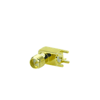 RF SMA right angle female connector for PCB thumbnail image